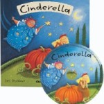 Cinderella Flip Book and CD
