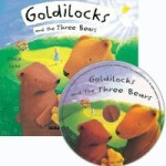 Goldilocks Flip Book and CD