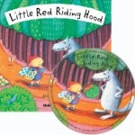 Little Red Riding Hood Flip Book and CD