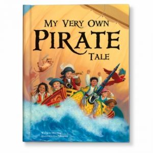 My Very Own Pirate Tale Book