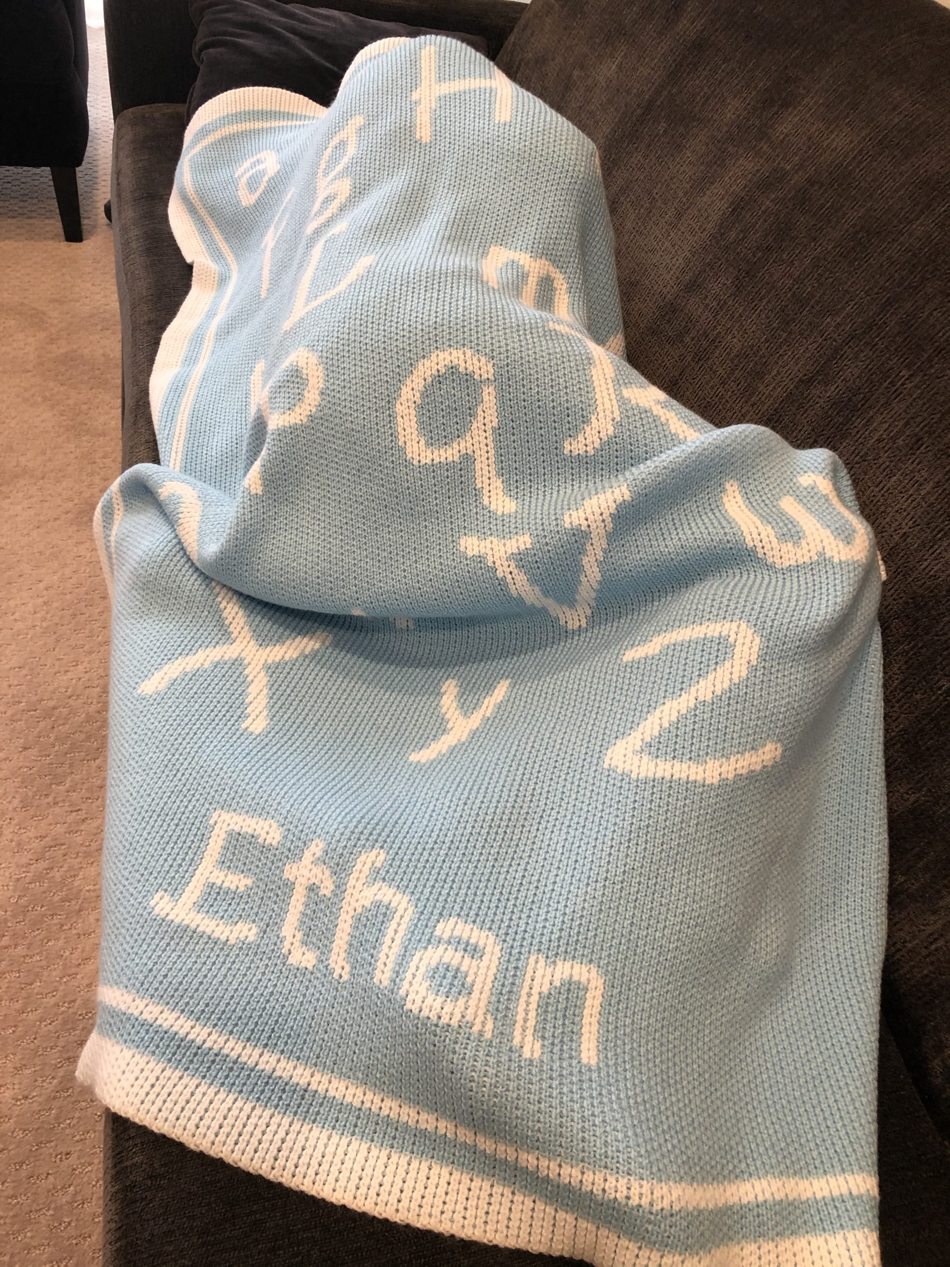 kiddie blanket