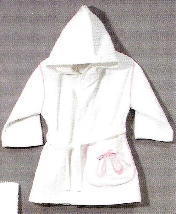 Personalized Hooded Robe Ballet